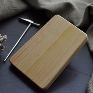 Kalimba 10 Pine Rechtangular 06