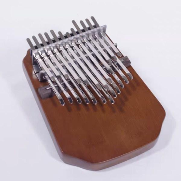 Kalimba 24 Keys Solid Board in Nanzhu