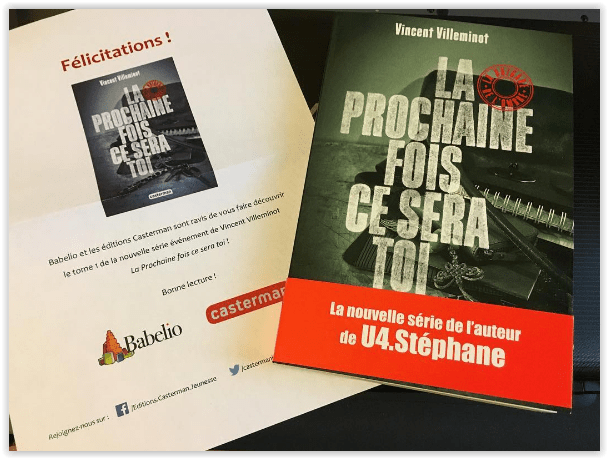 in my mailbox #11 réception