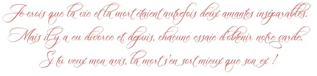le voleur de coeur citation quote 4