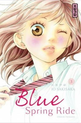 blue spring ride tome 3