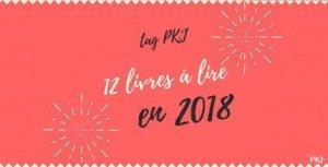 12 livres pour 2018