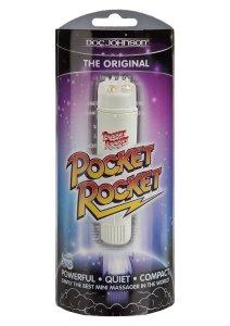 Pocket Rocket Vibrator in packaging