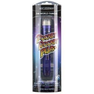 Pocket rocket plus in packaging
