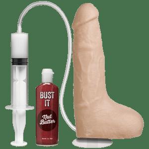 Doc Johnson Bust it squirting realistic dildo set