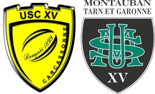 Rugby-ProD2 : Montauban/Carcassonne, les compositions (J1)