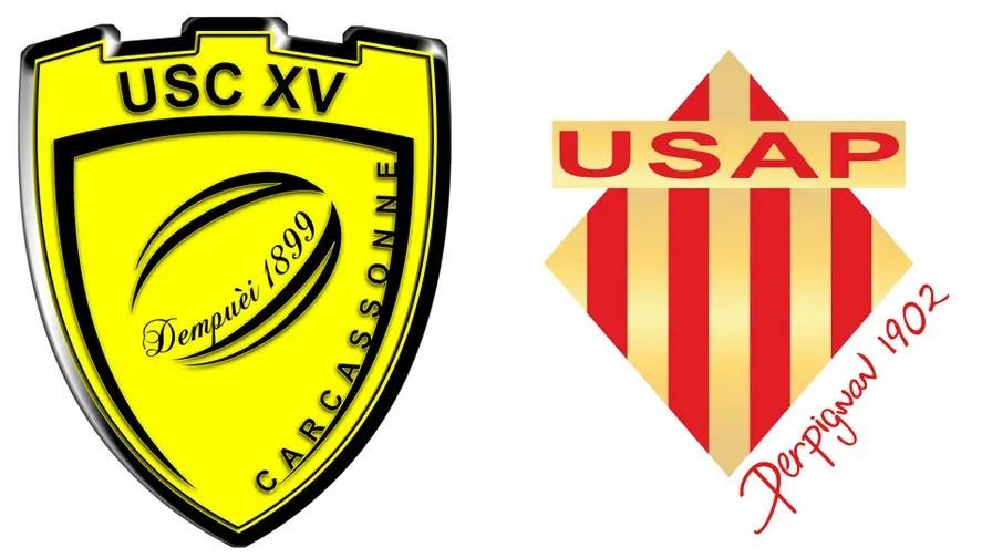 Rugby-ProD2, match de préparation : USAP/Carcassonne annulé et remplacé.