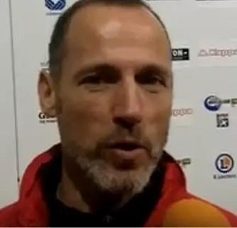 """Fédérale1-Olivier ARGENTIN (Saint-Sulpice sur Lèze) : """"On a essayé de rivaliser"""" (J18)"""