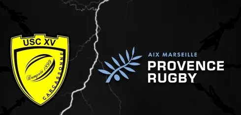 ProD2-Radio Rugby : CARCASSONNE/ AIX(J8), le direct intégral !