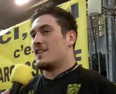 """Rugby-ProD2, Clément DOUMENC (Carcassonne) :""""On retiendra la victoire"""" (rattrapage J6)"""