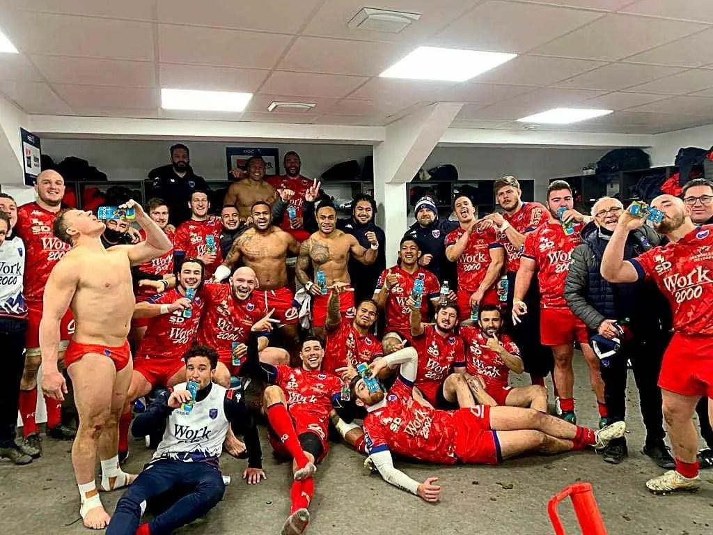 Pro D2 Grenoble: «On va le chercher»