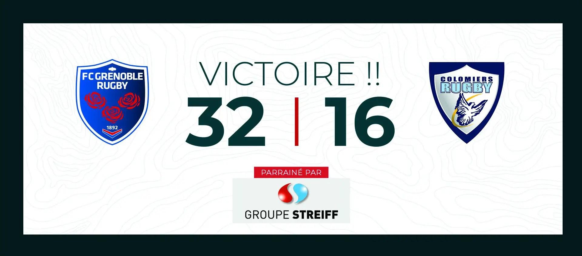 PRO D2/ Grenoble: En route pour le Top 6