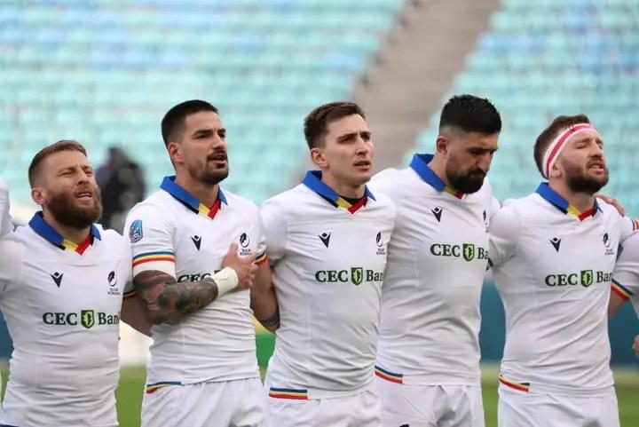 Rugby-International : La composition de la Roumanie pour recevoir l'Espagne samedi 20 mars à 14h.