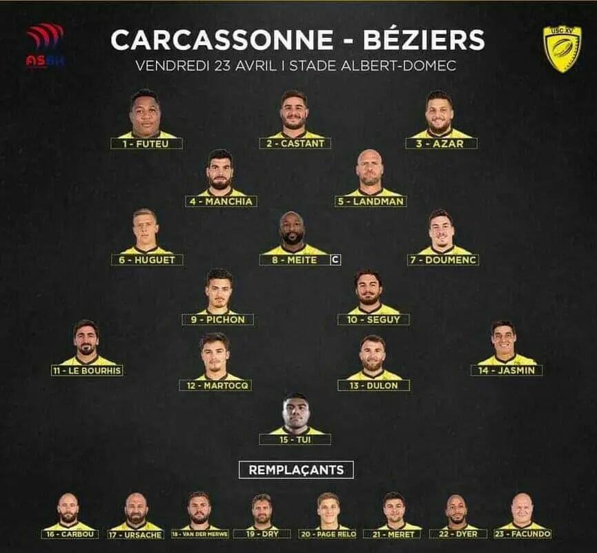 ProD2: Carcassonne , On ne change pas une équipe qui gagne.