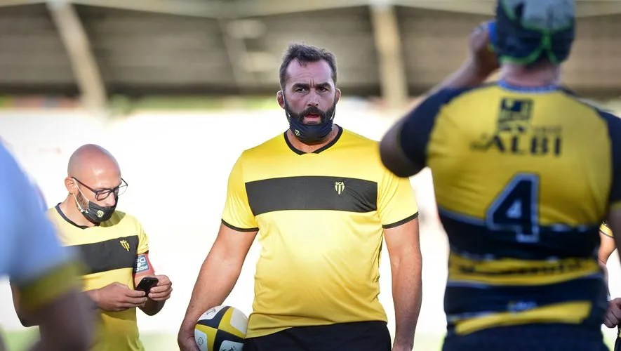 Rugby-Nationale. Arnaud MELA quitte Albi!