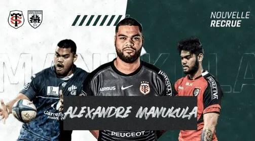 Pro D2 ( Montauban ) : Un joueur du Stade Toulousain arrive
