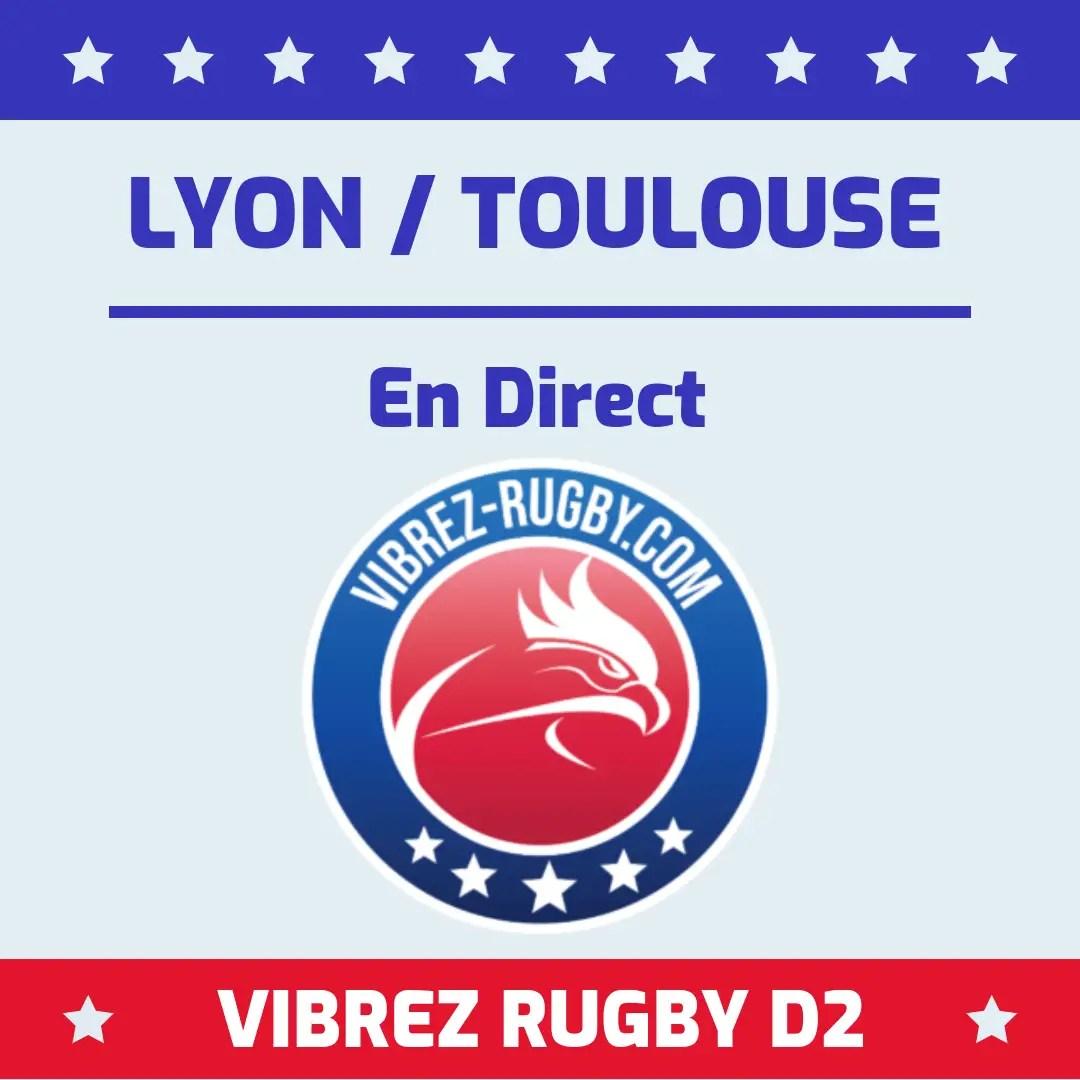 Lyon Toulouse en direct