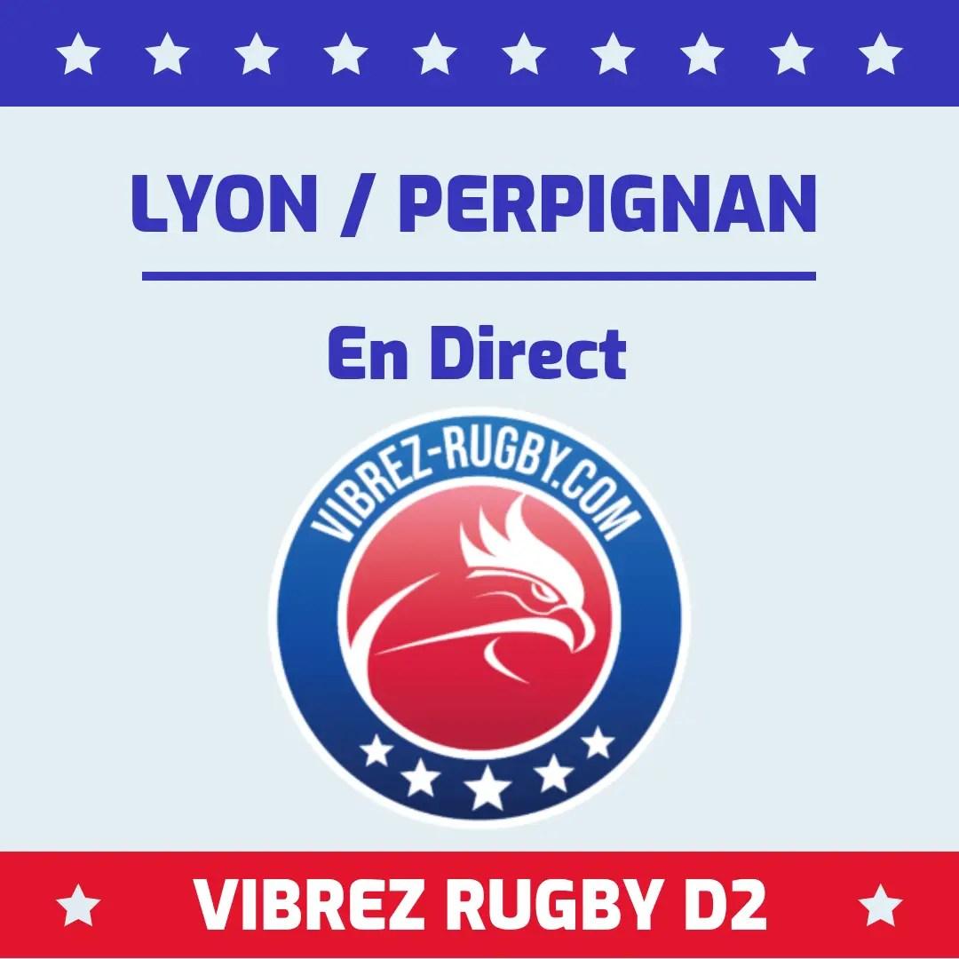 Lyon Perpignan en direct