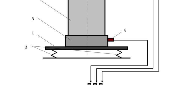 Assembled vacuum pumps rotors balancing.