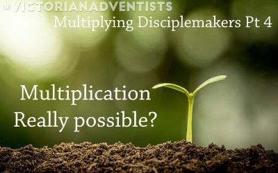 Multiplying Disciple Makers Part 4