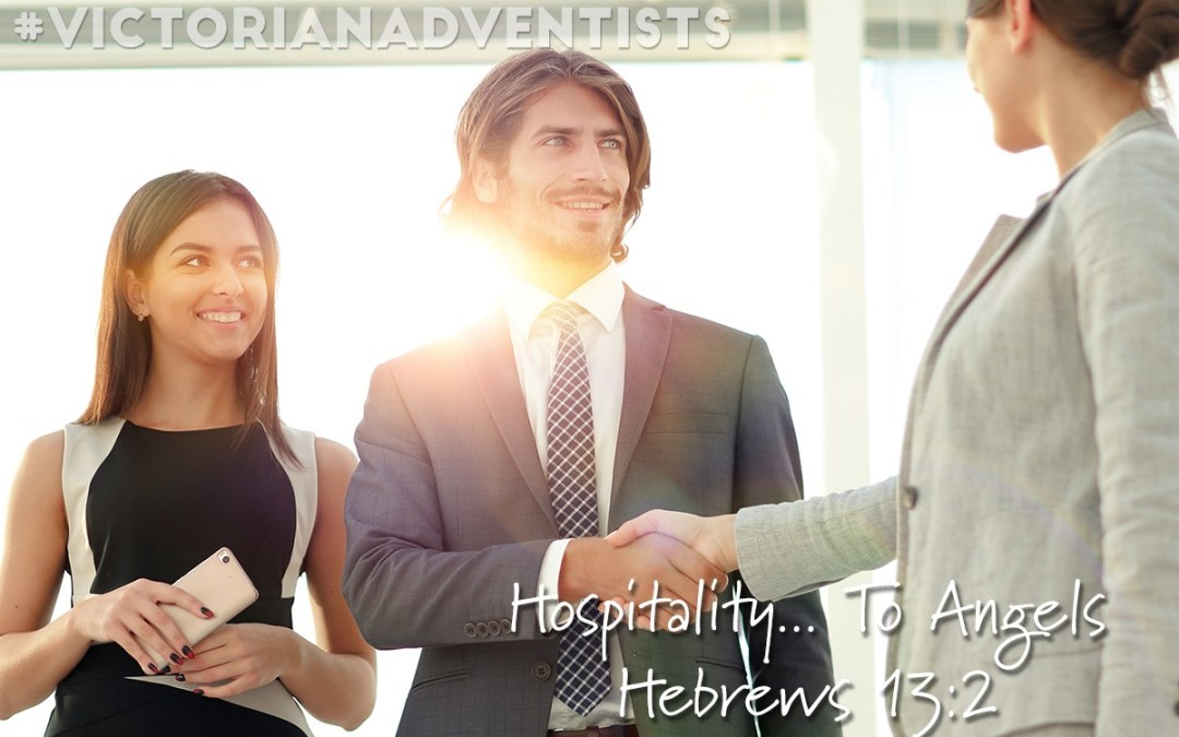 Hospitality… to Angels