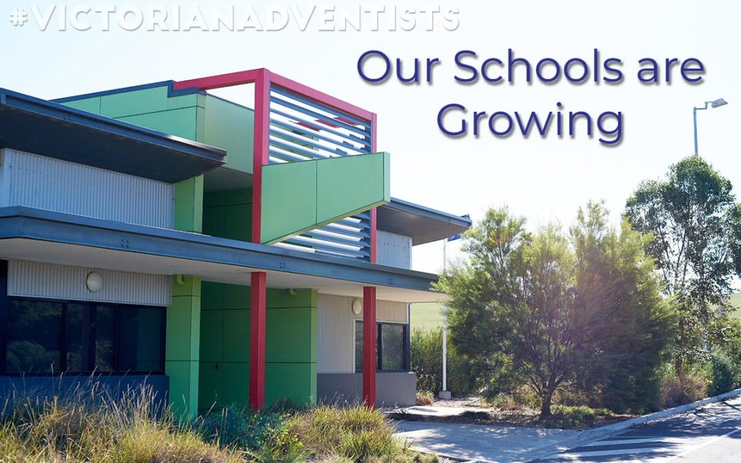 Why are our Schools Growing?