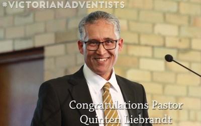 Congratulations Quinten Liebrandt