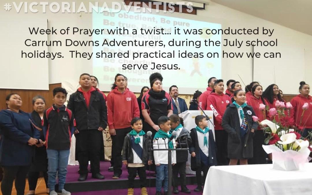 Servants of Jesus