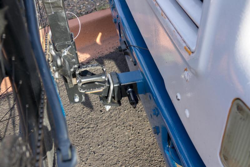 Bike Rack Hitch