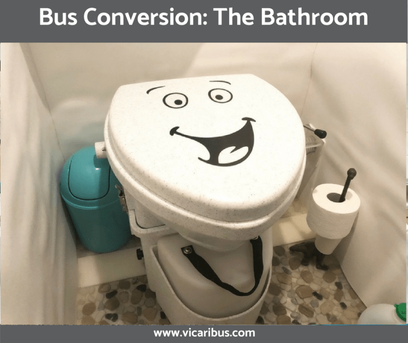 Bus Conversion: The Bathroom