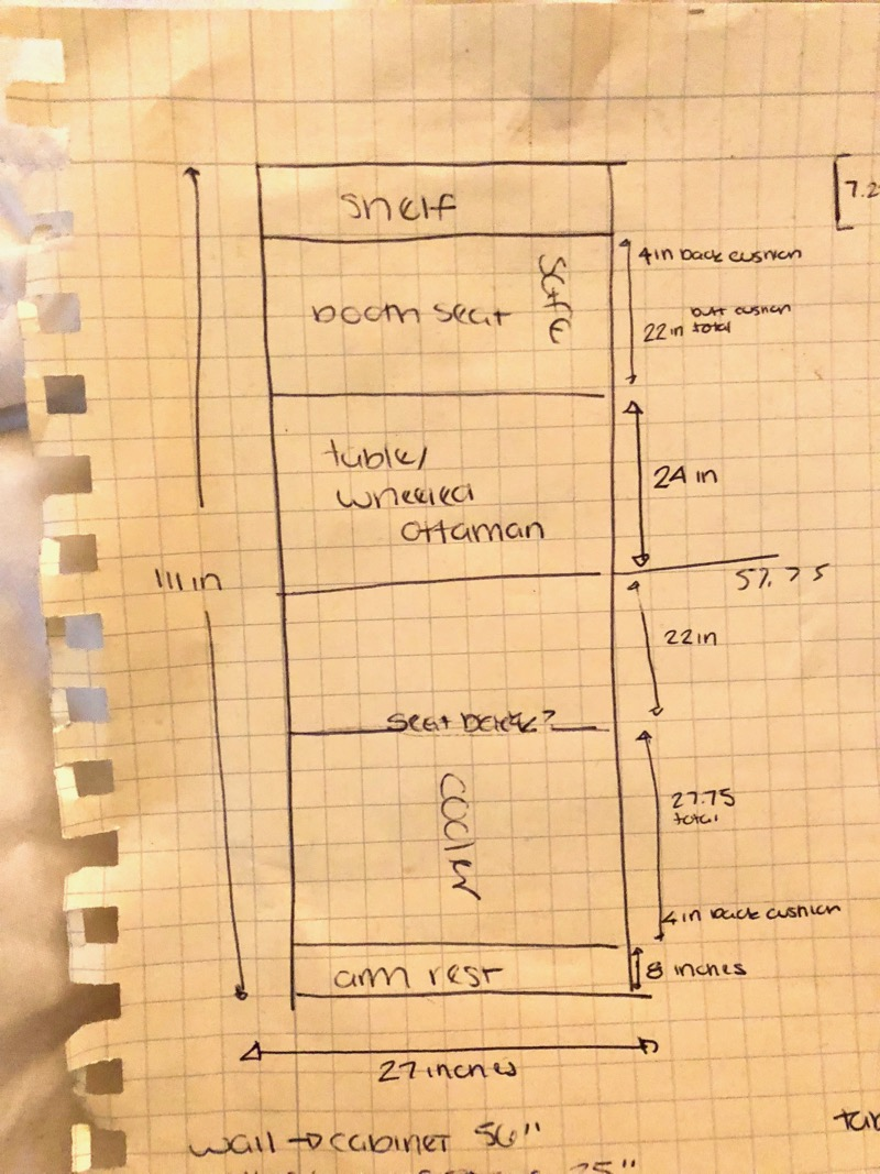 Here is Our Draft of the Space