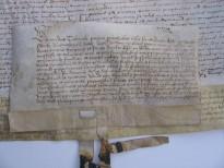 Akte van bevestiging oprichting uit 1502, Vicarie Sancti Nicolai