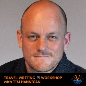 Travel Writing what3words Workshop with Tim Hannigan