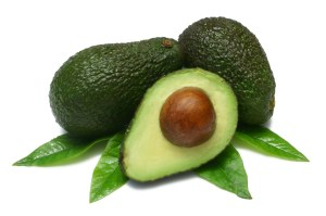 Avocados help your hair grow and prevent spilt ends