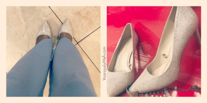 Gold pumps from bcbgeneration