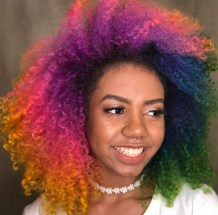 Rainbow dyed hair color on natural hair.jpg