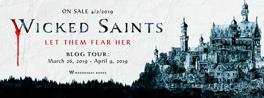 Blog Tour ARC Review | Wicked Saints
