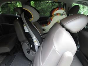 Defender middle seat