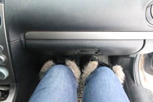 Mazda 6 leg room