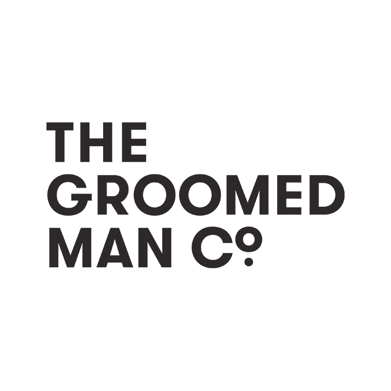 The Groomed Man Co Logo