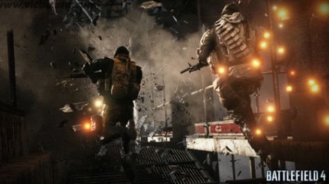 Interview with Lars Gustavsson, creative director of Battlefield 4