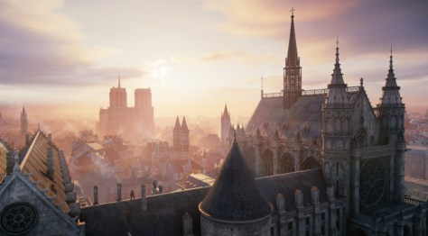 Developer interview: Assassin's Creed Unity