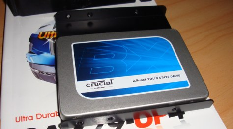 Hands-on review: Crucial BX200 2.5-inch SSD 480GB