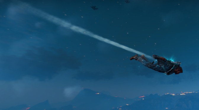 Just Cause 3 Sky Fortress DLC review