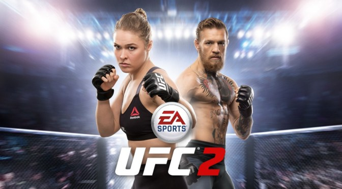 EA Sports UFC 2 Xbox One review