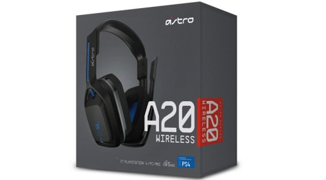 Astro A20 Wireless Headset incoming