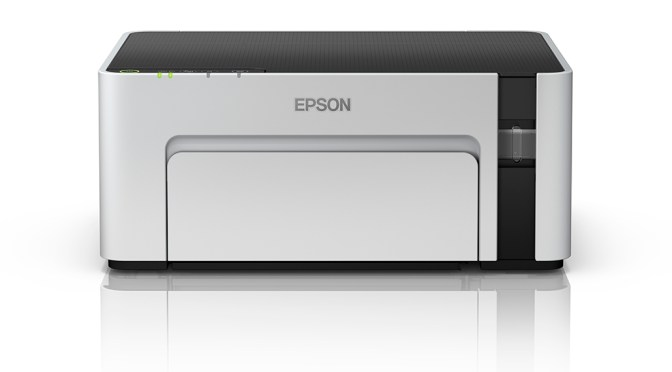 Epson's ET-M1120 offers no-nonsense black and white printing