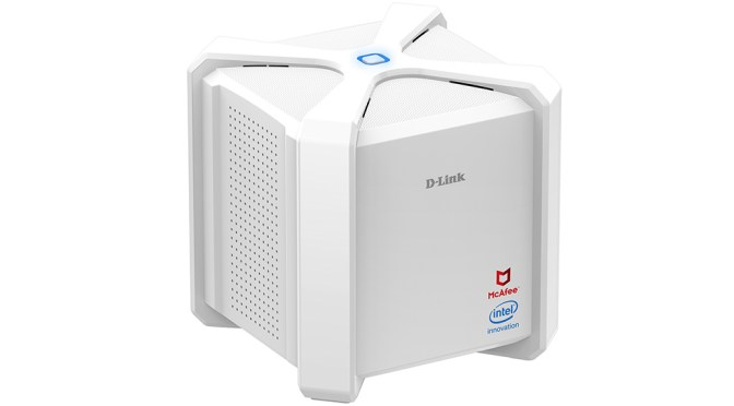 D-Link D-Fend AC2600 Wi-Fi Router review