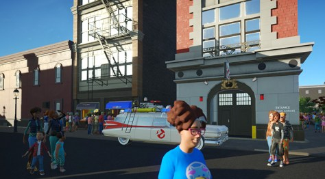 Planet Coaster: Ghostbusters expansion PC review