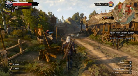 The Witcher 3: Wild Hunt Complete Edition Switch review